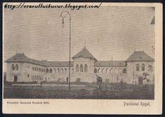 Orasul lui Bucur: Expozitia din 1906 Mecca, Pavilion, Taj Mahal, Building, Dan, Painting, Travel, Prussia, Voyage