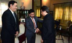 #PervezMusharraf #NajamSheraz President Of Pakistan, Former President, Presidents, Interview