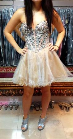 my prom dress(: