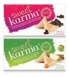 Photo: Packaging of the Sweet Karma Indian desserts Dessert Packaging, Food Packaging Design, Print Packaging, Packaging Design Inspiration, Indian Desserts, Indian Sweets, Sweet Box Design, Biscuits Packaging, Food Design