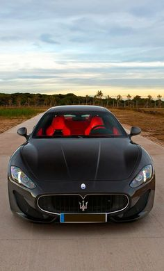 Constructed with the utmost attention to detail, every Maserati is a true masterpiece of Italian design. Here are 51 stunning Maserati cars! Maserati Ghibli, Maserati Car, Bugatti Cars, Maserati Sports Car, Luxury Sports Cars, Best Luxury Cars, Sport Cars, Porsche, Audi