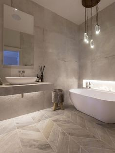 50 elegant modern bathroom design ideas (21) #modernarchitecturebathroom