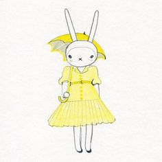 Fifi Lapin: lemon drop rain and luxury handbags