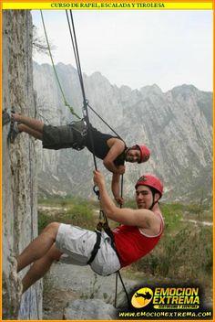 Curso De Rapel, Escalada En Roca Y Tirolesa  27 Enero 2013  Gracias a tus comentarios y con la experiencia de nuestro equipo hemos preparado para ti un curso completo con las 3 actividades principales  !! aventura sin limite para toda la familia!!
