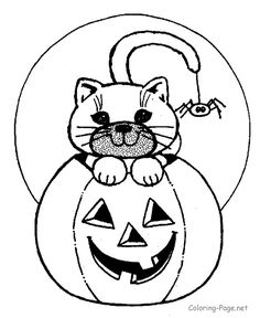 halloweencoloringpagesfreeprintable free halloween coloring