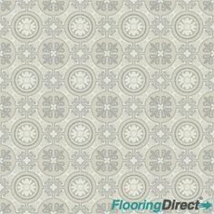 Vinyl Flooring Geometric Mosaic Tile Non Slip Lino Kitchen Bathroom Floor NEW in Home, Furniture & DIY, DIY Materials, Flooring & Tiles | eBay