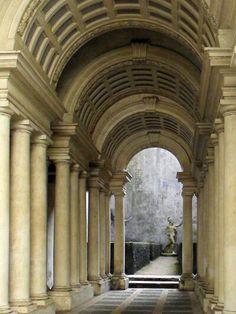 Spada  gallery  in  Rome  by  luigi  rabellino