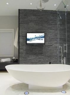 Slate textured mosaic tile. http://www.houzz.com/discussions/56976/Anyone-know-where-I-can-purchase-the-slate---#