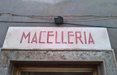 Macelleria - Via Roma, Tolfa (RM)