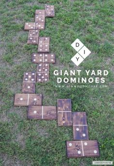 Trendy backyard playground diy how to make Ideas Giant Yard Games, Diy Yard Games, Diy Games, Lawn Games, Backyard Playground, Backyard Games, Outdoor Games, Outdoor Fun, Backyard Ideas