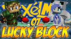 Minecraft [ITA] : Pixelmon Lucky Block Challenge - DRAGHI ALLA RISCOSSA !!