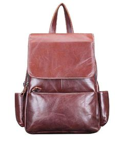 NŐI TÁSKA SIRACUSA LUXURY - VALÓDI BŐR Leather Backpack, Backpacks, Sport, Bags, Projects, Fashion, Luxury, Handbags, Log Projects