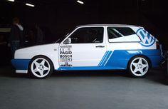VW Golf Mk2 G60 Rallye