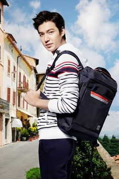 Lee Min Ho | FILA Spring Summer 2015