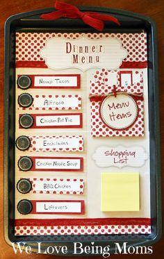 #Meal Planning  welovebeingmoms.blogspot.com