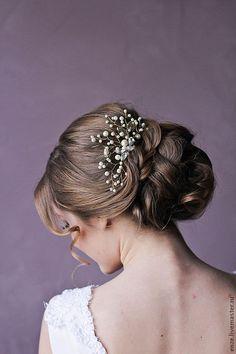 Wedding Hair Comb Bridal Hair Comb Decorative Comb Crystal