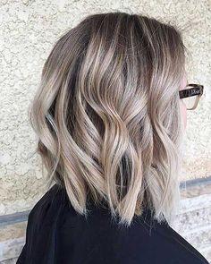 Die 23 Besten Bilder Von Beach Waves Haircolor Hairstyle Ideas