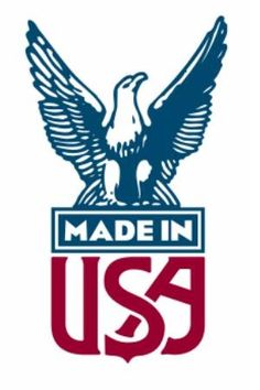 """How fun would it be to get a """"Made in USA"""" tattoo? Not this one, obviously, but just the phrase or something..."""