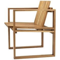 Outdoor Dining Chair in Teak with Cushion in Charcoal or Ivory Sunbrella Indoor Outdoor Furniture, Outdoor Dining Chairs, Dining Arm Chair, Outdoor Seating, Country Patio, Wood Chair Design, Upholstered Bar Stools, Modern Stools, Garden Chairs