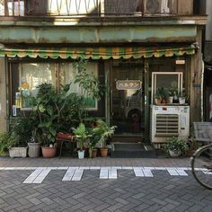 japan architecture old roughmami: Interior Exterior, Store Fronts, Palaces, Aesthetic Pictures, Facade, Beautiful Places, Beautiful Pictures, Decoration, Outdoor Decor