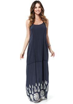 Island Sundress #70s #70s-style #beach-wear #beachy #billowy #blue #bohemian #bohemian-dress #bohemian-fashion #bohemian-festival #bohemian-inspired-fashion #bohemian-style #boho #boho-chic #boho-dress #boho-style #california-style #chic #coachella #coachella-clothes #coachella-fashion #coachella-style #denim-blue #dress #dresses #dressy #embroidered #embroidered-dress #embroidered-trim #every-day #everyday #fall-fashion #fashion #feminine #festival #festival-clothing #floral-long-dress…