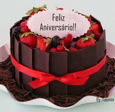 Mensagem de aniversário Angry Birds Cake, Happy Birthday, Birthday Cake, Happy Anniversary, Baby Shower, Desserts, Real Hack, Hack Online, Pictures