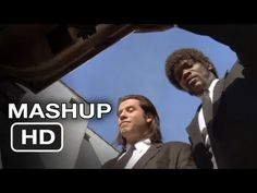 Quentin Tarantino : Best Characters and Tough Guys - Movie MashUp