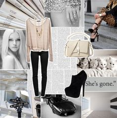 """No.126 - 22/12/2012"" by katie-chivs ❤ liked on Polyvore"