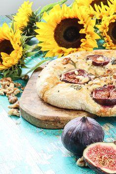 Eat positive: happy hormones and a fig focaccia recipe – Ink Sugar Spice