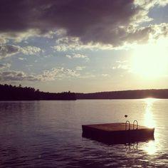 Little Sabago Lake, ME
