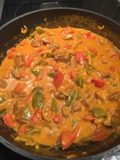 Geschnetzeltes mit Paprika, ein sehr leckeres Rezept aus der Kategorie Gemüse. Bewertungen: 459. Durchschnitt: Ø 4,5.