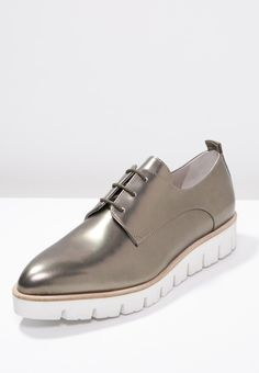Kennel + Schmenger MILLA - Lace-ups - titan/weiß for £195.00 (25/02/16) with free delivery at Zalando