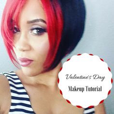 Valentines Day Makeup Tutorial