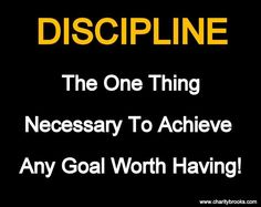 Discipline your workouts today! #Motivation #Inspiration #Health #Fitness #Exercise #Workout #Healthyliving