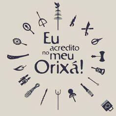 """I trust in my Orisha! Orisha, Life Tattoos, Tatoos, Estilo Tribal, African Tattoo, Yoruba People, Holy Mary, Sacred Art, African Art"