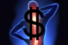 It is estimated that about 62 million American adults suffer from some type of back pain. The back pain industry is worth about $100 billion dollars per year.