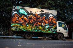 Mr. Askew #graffiti