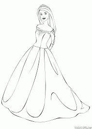 Vestidos Para Dibujar Faciles