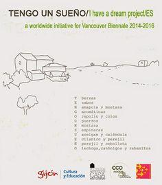 I HAVE A DREAM PROJECT/ es  http://pacaproyectosartisticos.com/living-landscape/proyectos-en-curso/i-have-a-dream/ #agroecología   #artecontemporáneo   #gijon