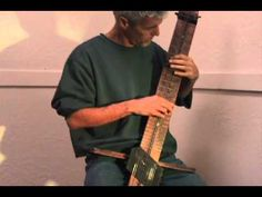 Bob's Chapman Stick Lessons - YouTube