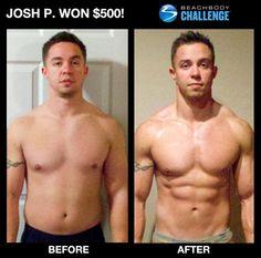 Great job Josh.  www.ryanwilliamsfitness.com
