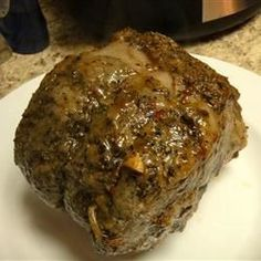 Best Ever Slow Cooker Italian Beef Roast Allrecipes.com