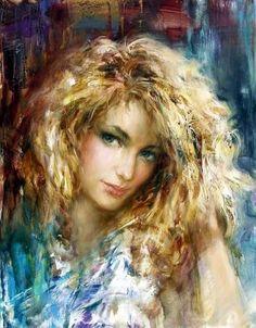 Art by Stanislav Sugintas - female paintings (16)