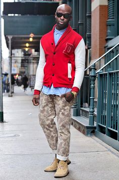 THE SHADY SIDE: style inspirations: men's street style through the eyes of monsieur jerome