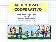 APRENDIZAJE COOPERATIVO Frida Díaz Barriga Arceo UNAM Facultad de Psicología [email_address]