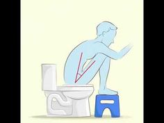 Changing your toilet position could lead the way to digestive health