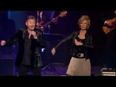 Jan Keizer & Anny Schilder (BZN)- Dance Dance (live) 2012 Belgium, Stars, Film, Concert, Shop Signs, Movie, Films, Film Stock, Sterne