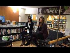 Presentación 'Detox SEN' de Núria Roura en Barcelona - YouTube