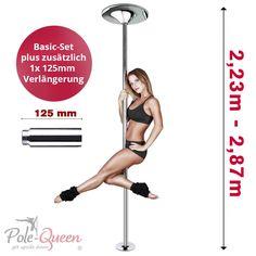 Palo da pole dance professionale ORIGINALE POLE-QUEEN©