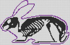 Alpha friendship bracelet pattern added by Kaenah. Ribbon Embroidery, Embroidery Art, Cross Stitch Embroidery, Cross Stitch Patterns, Mini Cross Stitch, Beaded Cross Stitch, Crochet Cross, Perler Patterns, Loom Patterns